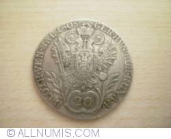 Image #1 of 20 Kreuzer 1805 G