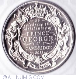 Imaginea #1 a 5 Pounds 2013 - Botezul Printului George
