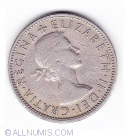Image #2 of 1 Florin 1954