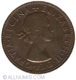 Image #1 of 1 Penny 1953 M