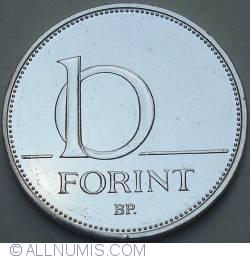 10 Forint 2012
