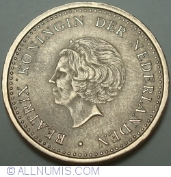 Image #2 of 1 Gulden 2004