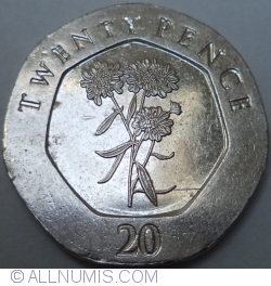 Image #1 of 20 Pence 2014