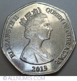 Image #2 of 50 Pence 2013