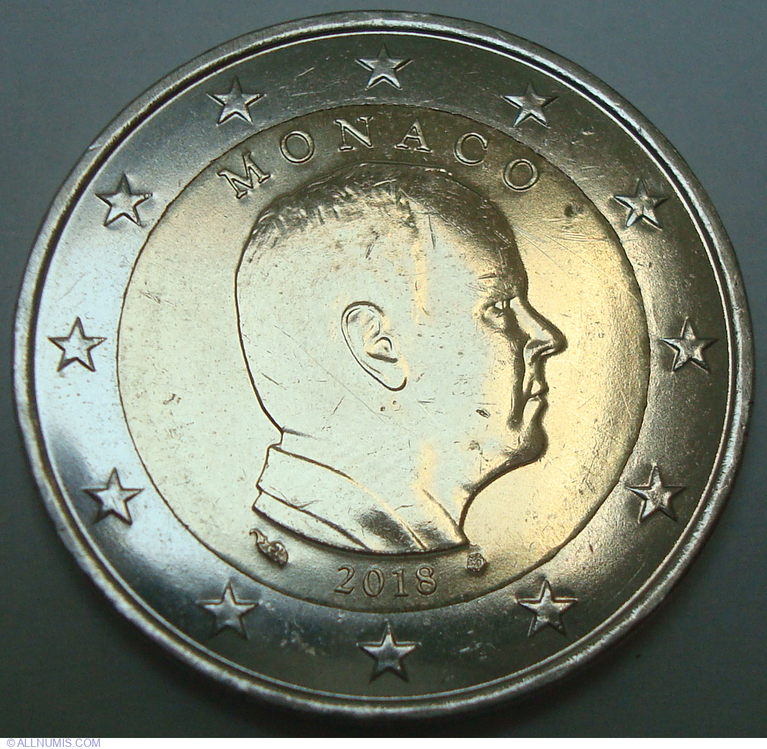 Proof BOSIO 16 000. Monaco 2 Euro 2018 250th Anniversary of Birth of F.-J