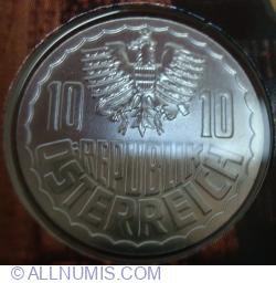 10 Groschen 1999