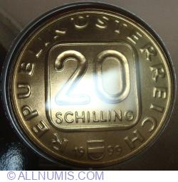 Image #1 of 20 Schilling 1999 - 70th Anniversary - Death of Hugo von Hofmannsthal