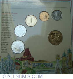 Image #2 of Mint Set 1995