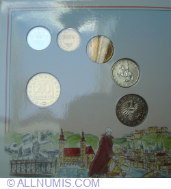 Mint Set 1996