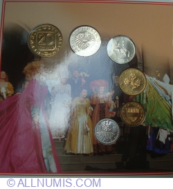 Mint Set 1999