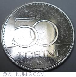 Imaginea #1 a 50 Forint 2017