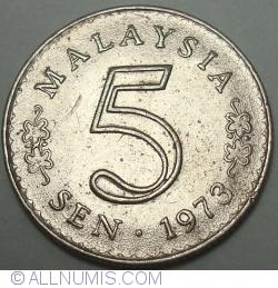 5 Sen 1973