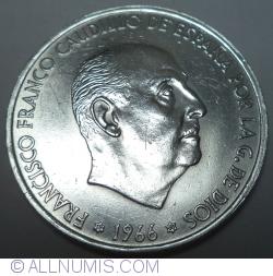 100 Pesetas 1966 (68)