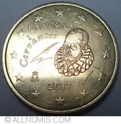 50 Euro Cent 2017