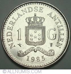 Image #1 of 1 Gulden 1985