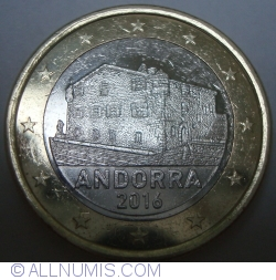 Image #2 of 1 Euro 2016