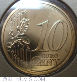 Image #1 of 10 Euro Cent 2017