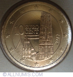 Image #2 of 10 Euro Cent 2017