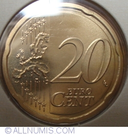 Image #1 of 20 Euro Cent 2017