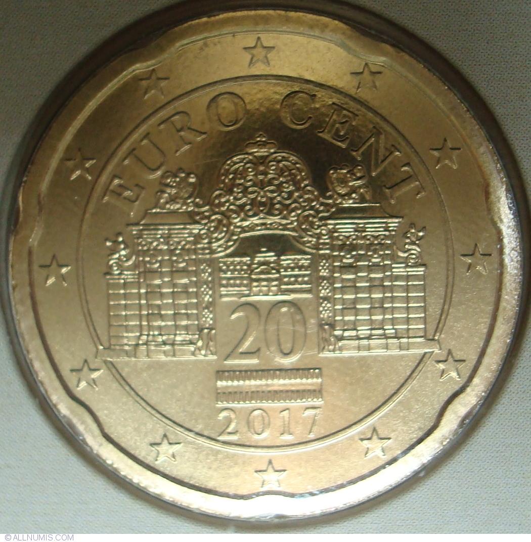 20 euro 2019