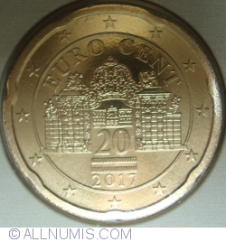 Image #2 of 20 Euro Cent 2017