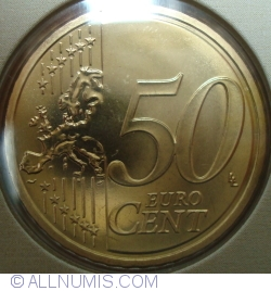 Image #1 of 50 Euro Cent 2017