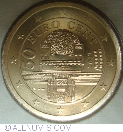 Image #2 of 50 Euro Cent 2017
