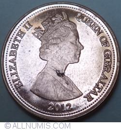 1 Penny 2012