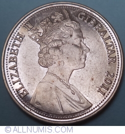 Image #2 of 2 Pence 2011