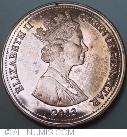 Image #2 of 2 Pence 2013