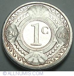 Image #1 of 1 Cent 2008