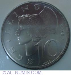 Image #1 of 10 Schilling 2001