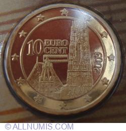 Imaginea #2 a 10 Euro Cent 2003