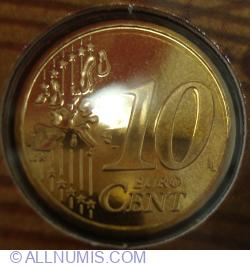Imaginea #1 a 10 Euro Cent 2003