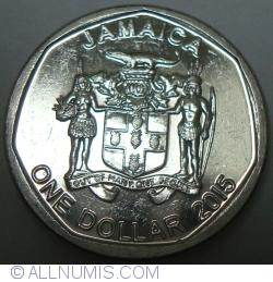Image #1 of 1 Dollar 2015