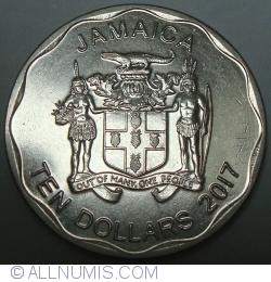 Image #1 of 10 Dollars 2017