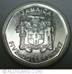 Image #1 of 5 Dollars 2017