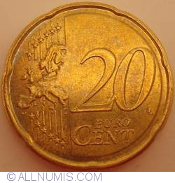 Image #1 of 20 Euro Cent 2010