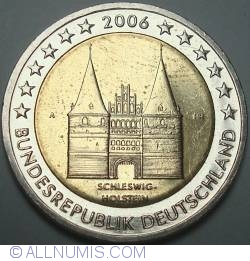 Imaginea #2 a 2 Euro 2006 A - Schleswig-Holstein