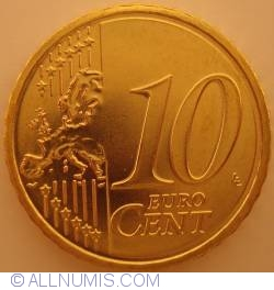 Image #1 of 10 Euro Cent 2012