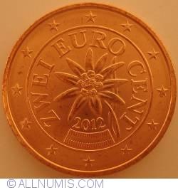 2 Euro Cent 2012