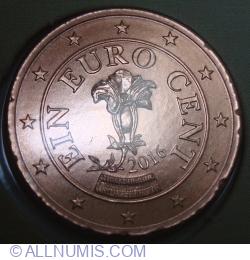 1 Euro Cent 2016