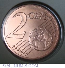 2 Euro Cent 2016