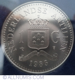 Image #1 of 1 Gulden 1983