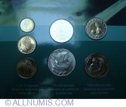 Imaginea #2 a Mint Sets 2001