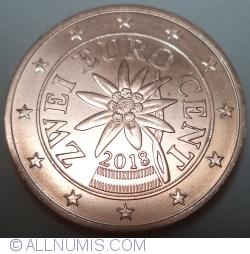 2 Euro Cent 2018