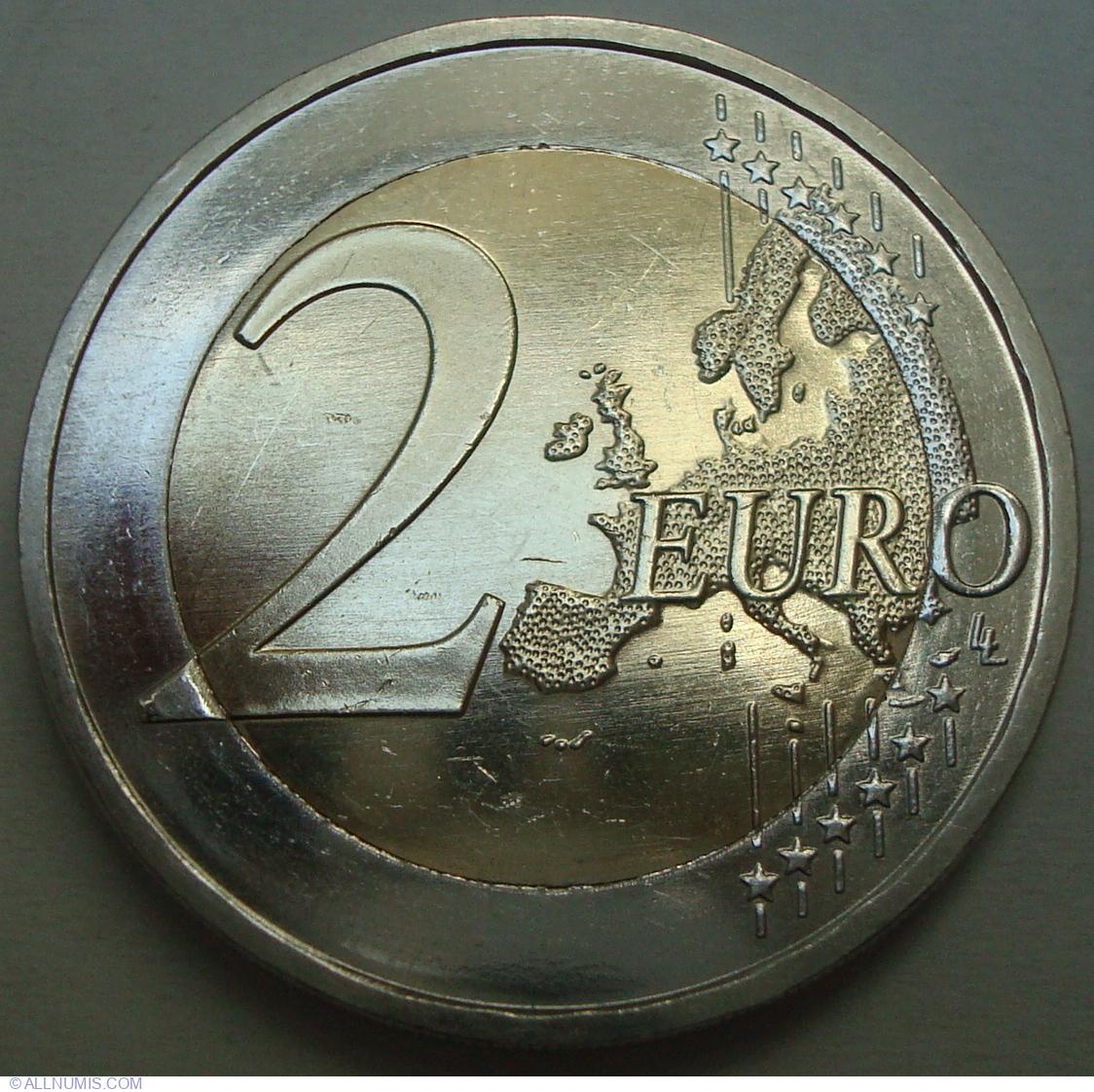 "Germany set of 5 coins: 2 euro 2019 A D UNC G F J /""Bundesrat/"" BiM"