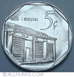 Imaginea #1 a 5 Centavos 2002
