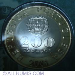 Imaginea #1 a 200 Escudos 2001