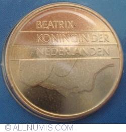 5 Gulden 1992